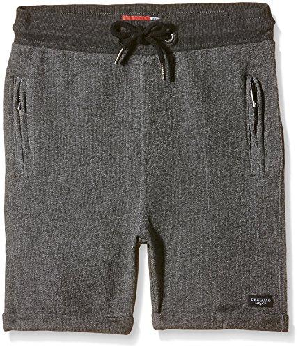 Deeluxe RUPLY KID-Shorts Bambino    Grigio (Medium Grey) 8 Anni