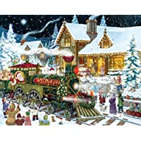 Whistle Stop Christmas Advent Calendar (Countdown to Christmas)
