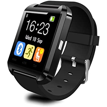 chereeki smart watch bluetooth smartwatch handy uhr elektronik. Black Bedroom Furniture Sets. Home Design Ideas
