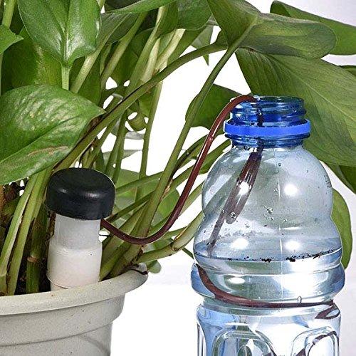 Galleria fotografica Sconosciuto 8PCS/set sonde di auto-irrigazione indoor sistema di irrigazione automatica irrigazione per piante