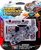 Max Traxxx Tiger Shark Light Up Marble Racer Car by MaxTraxxx