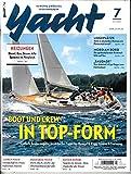 Yacht 7 2016 Heizungen Zeitschrift Magazin Einzelheft Heft Sportboote Segeln