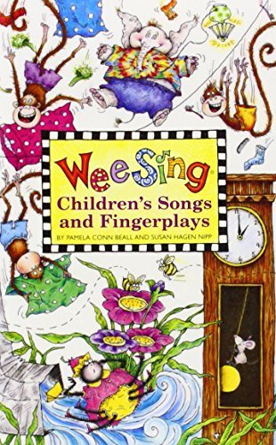 Wee Sing Children's Songs And Fingerplays (Wee Sing (Paperback))