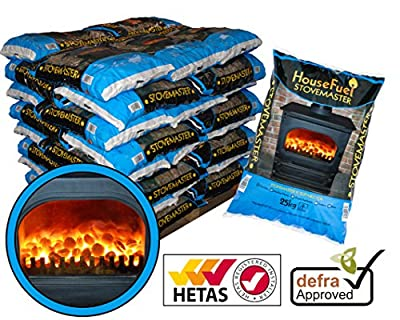 Stovemaster Smokeless Fuel 25kg (10, 20 or 40 bags) HouseFuel
