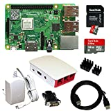 Raspberry Pi 3 Model B+ Bundle 'XXL' 32GB (weiß)