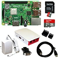 "Raspberry Pi 3 Model B+ Bundle ""XXL"" 32GB (weiß)"