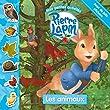 Pierre Lapin / Mes petites activit�s - Les animaux