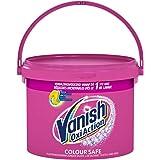 Vanish Oxi Action - Colour Safe Poeder Base - Vlekkenverwijderaar voor Witte en Gekleurde Was - 2,4 kg