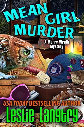 (Mean Girl Murder (Merry Wrath Mysteries Book 8) (English Edition))