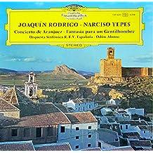 Rodrigo: Concierto de Aranjuez & Fantasia para un Gentilhombre [Vinyl LP] [Schallplatte]