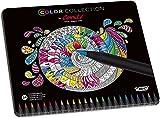 Conté 942169 Conte Buntstifte, Limited Edition, 24 Stück, 24-farbig sortiert