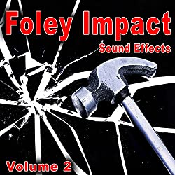 Heavy Wood Impact with Big Hit and Debris Fall Take 1