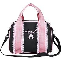 Mädchen Balletttasche Tanz Rucksack Kinderhandtasche einzelne Schulter Sport-tasche Umhängetasche für Ballett, Tanz…