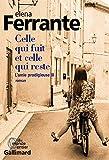 Celle qui fuit et celle qui reste : époque intermédiaire : roman / Elena Ferrante. 3 | Ferrante, Elena (1943-....). Auteur