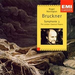Bruckner;Symphony No.3 D Mi