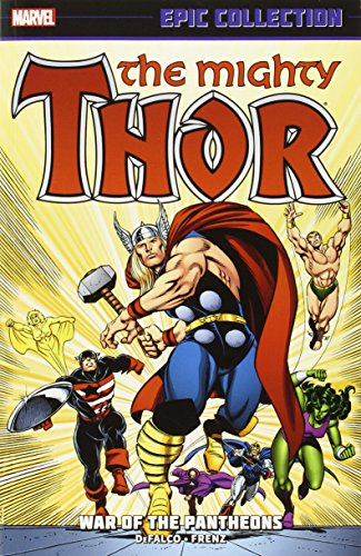 Thor Epic Collection War Of Pantheons