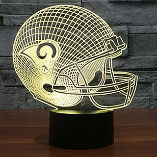 St. Louis / Los Angeles Rams NEON 3D Neonschild LED Neu Schild Reklame Werbung