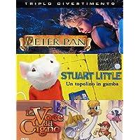 Stuart Little / La Voce Del Cigno / Peter Pan