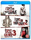 Best 3-d Films Blu-ray - I Spit On Your Grave 1 2 3 Review