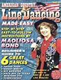 The Ultimate Line dancing Experience... Maoliosa Bond - Learning To Line Dance DVD & American Country Line Dance Made Easy DVD + The Stetson Stompers - 100% Line Dancing Music CD