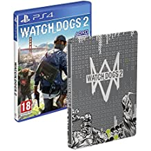 Watch Dogs 2 + Steelbook Exclusif Amazon