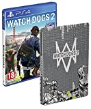 Watch Dogs 2 + Steelbook Exclusif Amazon