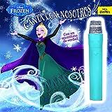Frozen. Canta con nosotros: Libro con micrófono