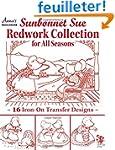 Sunbonnet Sue Redwork Collection For...