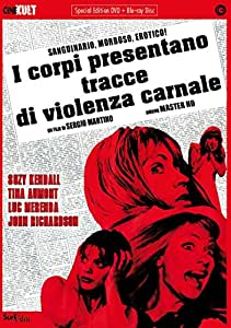 I Corpi Presentano Tracce di Violenza Carnale (DVD)