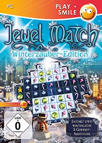 Jewel Match: Winterzauber-Edition