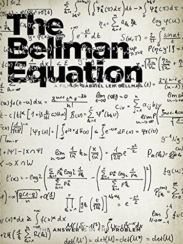The Bellman Equation Cover