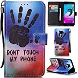 Ooboom® Samsung Galaxy A5 2016 Coque PU Cuir Flip Folio Housse Étui Cover Case Wallet Format Portefeuille Support Pochettes Cartes pour Samsung Galaxy A5 2016 - Paume