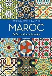 Maroc, 365 us et coutumes