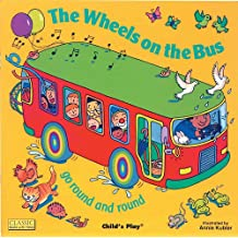 The Wheels on the Bus: Go Round and Round (Books with Holes (Board Books))