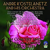 In Concert And Musical Comedy Favorites by Andre Kostelanetz And His Orchestra (2015-08-03)