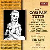 Mozart S Cosi Fan Tutte