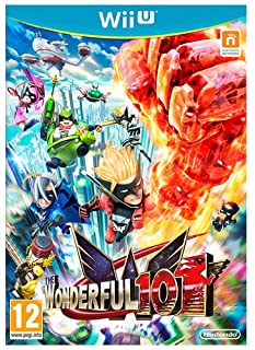 The Wonderful 101 (Nintendo Wii U) (B00B8QDNWW) | Amazon price tracker / tracking, Amazon price history charts, Amazon price watches, Amazon price drop alerts
