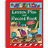 Teacher Created Resources TCR3008 Plan de le-on et livre des records bureau