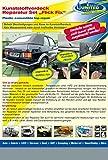 """Kit di riparazione """"Flick Fix"""" per capote PVC e tela CFR03 antracite"""