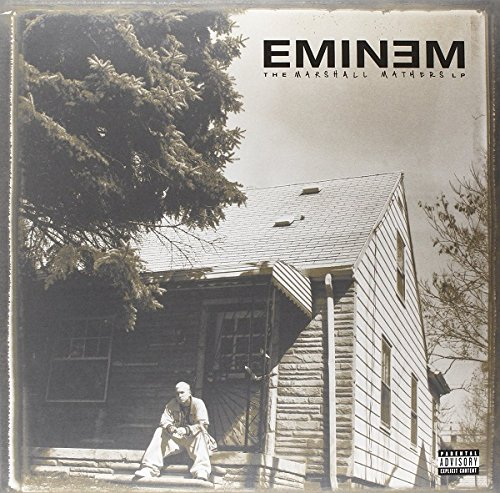 eminem vinyl The Marshall Mathers Lp (Back-To-Black-Serie) [Vinyl LP]