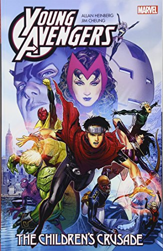 Young Avengers by Allan Heinberg & Jim Cheung: The Children's Crusade (Young Avengers 1)