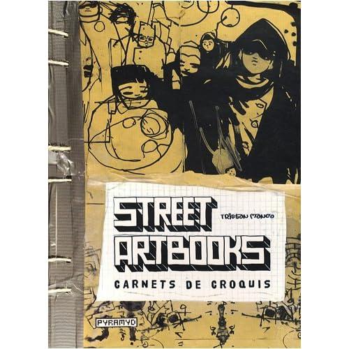 Street artbooks carnets de croquis