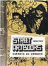 Street Artbooks : Carnets de croquis par Manco