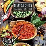 Speisen und Gewürze - Food & Spices - Epices de Cuisine 2019