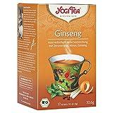 YOGI TEA Ginseng Bio Filterbeutel 30.6 g Filterbeutel