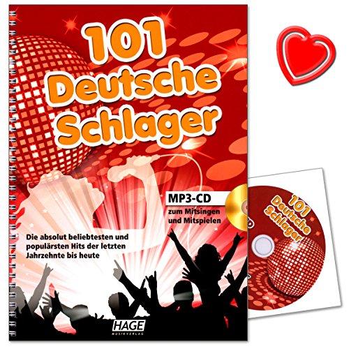 101-deutsche-schlager-con-mp3-de-cd-para-teclado-guitarra-o-en-bien-spielbaren-ligero-arrangements-c