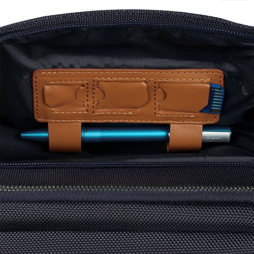 Piquadro  Laptop Rollkoffer, 65 cm, 43 L, Braun Blu