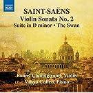 Violinsonate 2/Suite in d-Moll