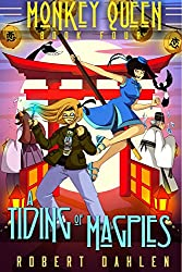 A Tiding Of Magpies: Monkey Queen Book Four (English Edition)