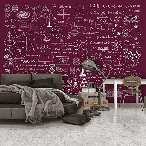 murando - Fototapete 50x35 cm - Vlies Tapete - Moderne Wanddeko - Design Tapete - Wandtapete - Wand Dekoration - Tabelle i-B-0019-a-d (Kinder-akzent-tabelle)